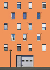 Habitat social de luxe