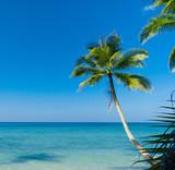 Serenity Shore Beautiful Beach poster