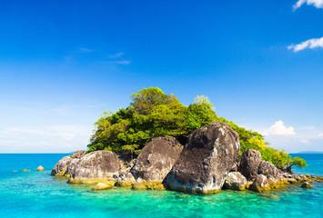 Rock Island Marine Fantasy