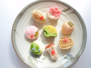 秋の和菓子