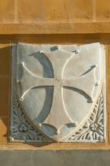 Croce Pisana, Stemma dei Medici, Pisa