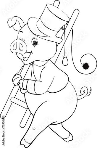 gamesageddon  schornsteinfeger glücksschwein