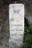 milestone dating from the French monarchy poster