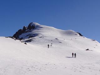Ski de randonnée - Croix de Belledonne