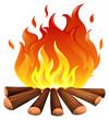 A fire - 70906427