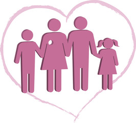 Breast cancer patient family support