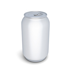Aluminum can for beer or soda