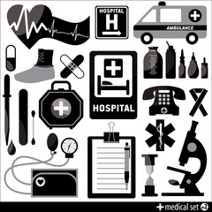 Medical Icons. More medical sets in my portfolio.