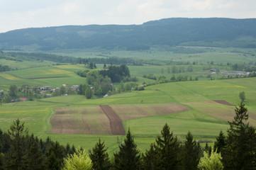 Rolnictwo w górach