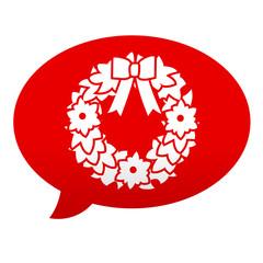 Etiqueta comentario guirnalda de navidad