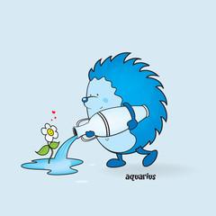 funny zodiac sign/aquarius