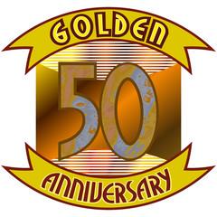 Золотая дата.50.