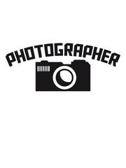 Photographer Camera Logo Design