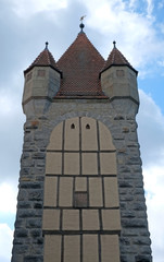 Historisches Bauwerk in Rothenburg