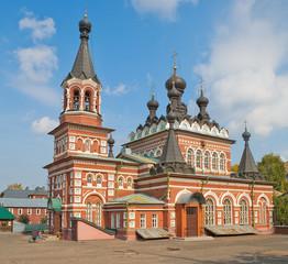 Свято-Серафимовский собор. St. Seraphim Cathedral