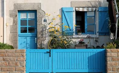 Maison de pêcheur bretonne 2