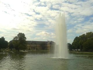 Eckensee in Stuttgart