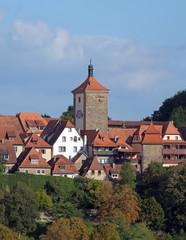 Sieberstor in Rothenburg