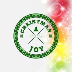 Christmas Joy background