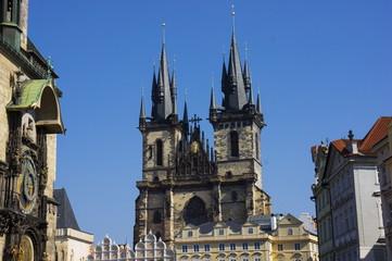 Teynkirche in Prague