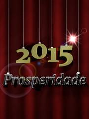 Ano Novo e Prosperidade
