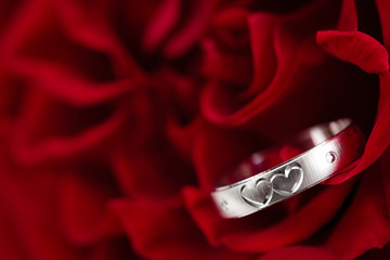 Ring and Rose.