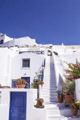 Houses of Santorini