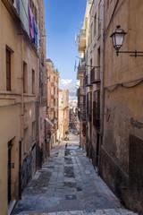 Sardegna, Cagliari, via Barcellona