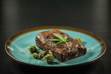 Pot Brownie 8