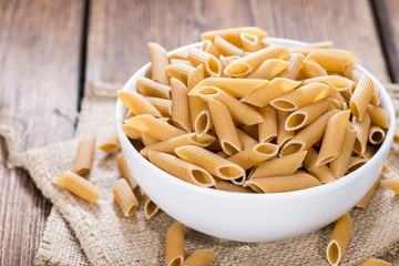 Wholemeal Pasta (Penne)