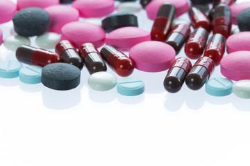 pharmaceutical madicine capsule