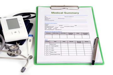 Medical instrument.