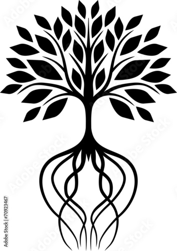 Symmetrical tree
