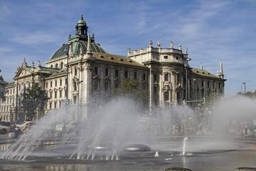Justizpalast in München