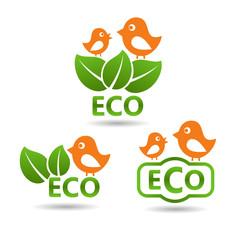 Ecology icons sample.