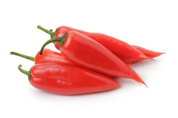 red sweet pepper looks like jalapeno