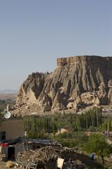 Köy ve Peri Bacaları