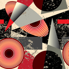 futurism pattern