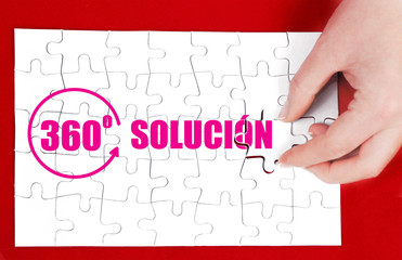 360 degree solution in Spanish language