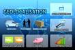 présentation de la géolocalisation de véhicule et personnes
