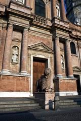 San Prospero square - Reggio Emilia (IT)