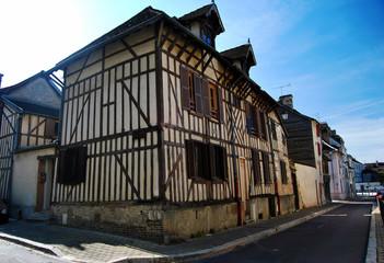 Maison à Colombages de Champagne, Troyes