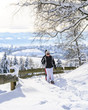 Winter im Westallgäu