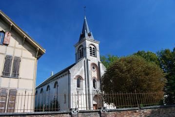 Eglise protestante romane