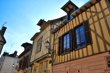 Maisons à Colombages Troyes Champagne