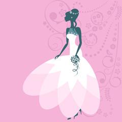 dress wedding girl