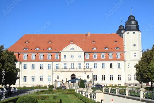 Schloss Fleesensee in Mecklenburg - 70940654