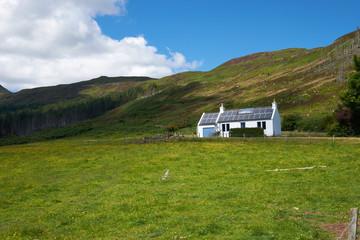 Loch Bharcasaig, Orbost near Dunvegan on the Isle of Skye