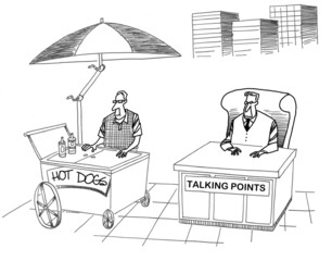 Purchase a Talking Point