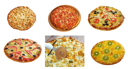 Food set  - Pizza